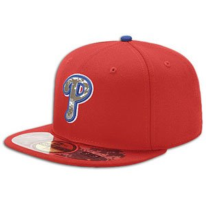 Mlb 59fifty Stars - MLB Philadelphia Phillies Stars And Stripes 59Fifty, Scarlet, 7 1/2