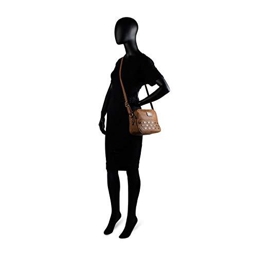 Lois Spalla Borsa L Donna Marrone Cammello A 6UaqA6WS