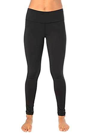 90 Degree By Reflex Fleece Lined Leggings - Yoga Pants at Amazon ...