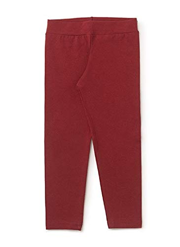 Legging Cotton Marsala