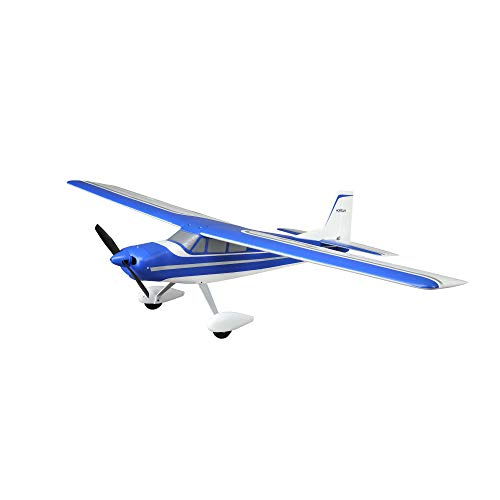 E-flite RC Airplane Valiant 1.3m BNF Basic