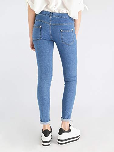Jeans Femme GLADYS Jeans Bleu Jeans Bleu GLADYS Femme Bleu GLADYS Femme GLADYS Bleu Jeans Femme 1wOaadq