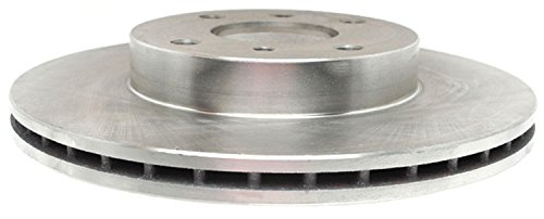 Infiniti G20 Front Brake (ACDelco 18A589A Advantage Non-Coated Front Disc Brake Rotor)