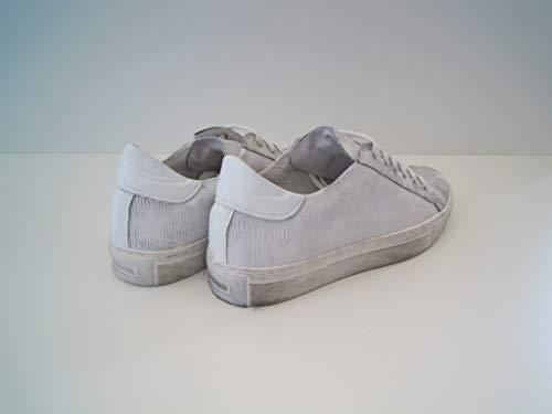 Nero Pelle Di Scarpa Da Donna In Sneakers Limpid Vitello Ginnastica xwOzpYOX
