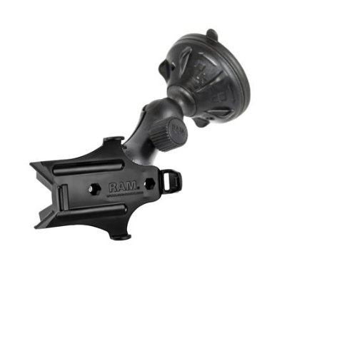 (Suction Cup CAR SUV Mount for Garmin GPSMAP 176 176c 196 276c 296 376C 378 396 478)