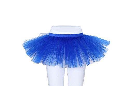 Dux Dance Ballet Tutu Toddler Size- Blue & Pink