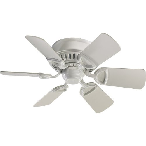 Quorum International 51306-8 6 Blade Patio Fan, 30