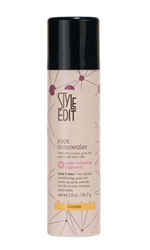 Style Edit Root Concealer, Blonde, 2 Ounce by Style Edit