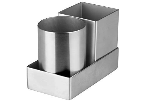 Winco DDSG 301S Square Stainless Tabletop product image