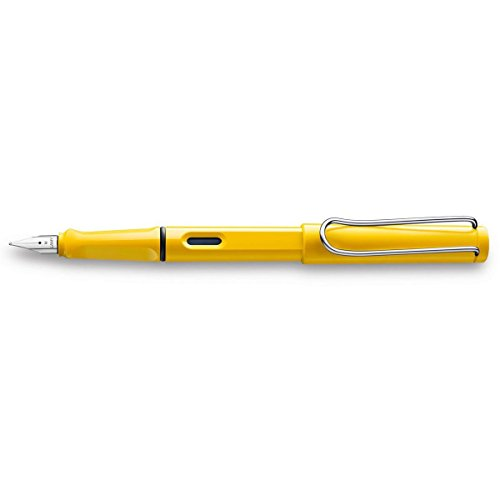 LAMY safari Medium Nib Fountain Pen - Yellow