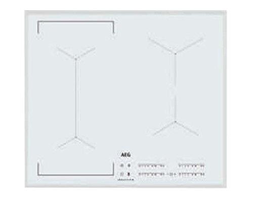 AEG - Vitrocerámica de inducción Ike 64443 FW de cristal ...