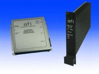 American Fibertek - MRX48LXST - Module Rx Single Fiber Etherne