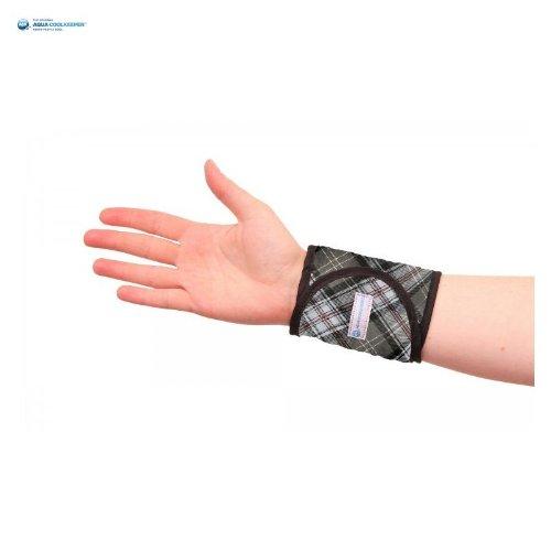 Kühlendes Armband - Scottish Grey, Größe L