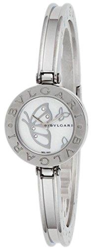 BVLGARI B-ZERO1 White Pearl Dial Women Watch BZ22BDSS.M