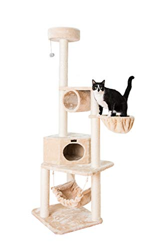 - Armarkat A7204 Cat Tree, One Size