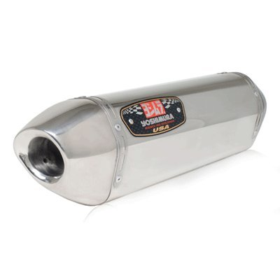 Yoshimura Stainless R77 Slip On Exhaust System for Kawasaki Ninja 300 (1811-2552)