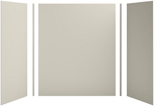 KOHLER K-97618-G9 Choreograph 60'' x 32'' x 72'' Shower Wall Kit, Sandbar by Kohler