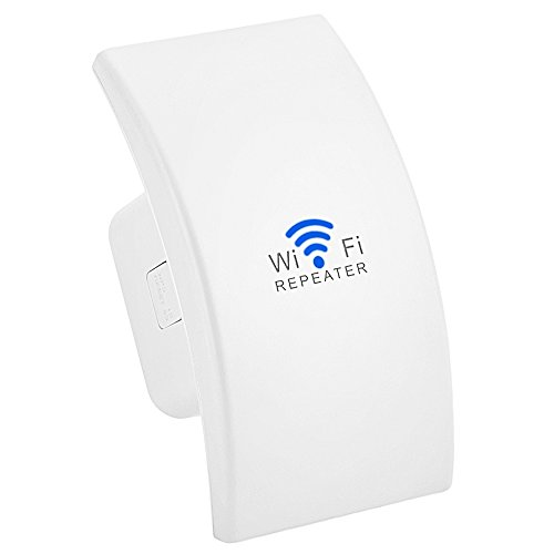 Viinet 300Mbps Wall Plug Mini Wifi Repeater w/ WPS/RESET