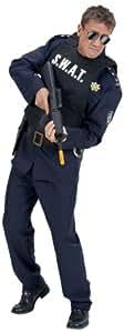 S.W.A.T. waistcoat for men (disfraz)