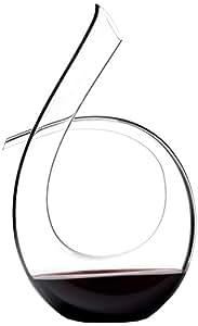 Hanzeek Brass Instrument Shape Wine Decanter, 50 oz. / 1500ml