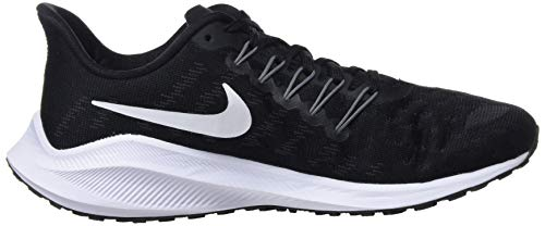 Mujer 14 black Running Wmns Vomero Nike Grey white Para De Zapatillas Negro thunder 010 Air Zoom IzqPwHA