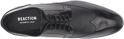 Kenneth Men's Cole Oxford Black REACTION Lash Hurrah ZqnZFrBvx