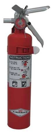 Fire Extinguisher, Dry Chemical, BC, 10B:C