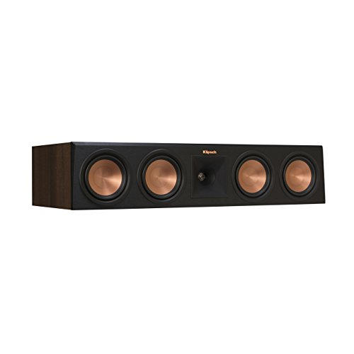 Klipsch RP-450C Walnut Center Channel Speaker