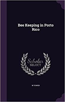 Bee Keeping in Porto Rico