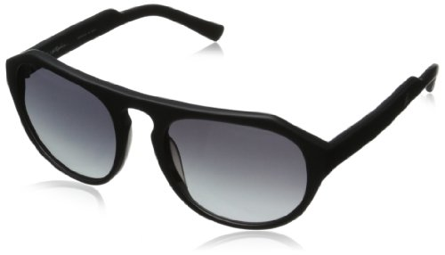 3.1 Phillip Lim Holmes Aviator Sunglasses,Black,55 - Lim Mens Phillip