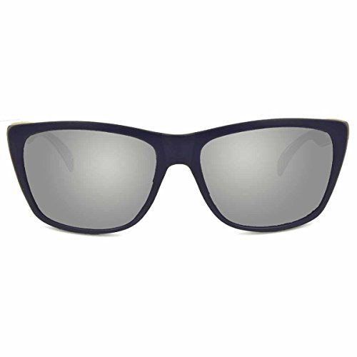 3011720cad3b1 Galleon - KZ Polarized Floatable Classic Wayfarer Sunglasses (Matte Navy  Blue Frame