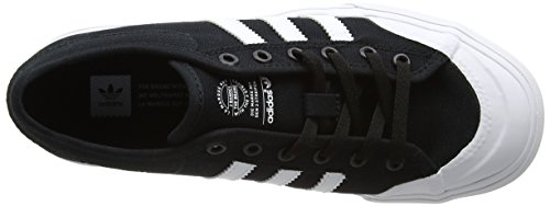 adidas Herren Matchcourt Sneakers Schwarz (Core Black/footwear White/core Black)