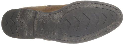 Clarks Chart Zip 20358935 - Botas de cuero para hombre Marrón