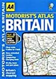 img - for AA Britain Motorist's Atlas book / textbook / text book