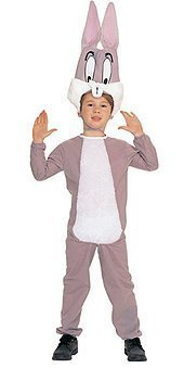 [Rubies Bugs Bunny Costume] (Bugs Bunny Girl Costume)