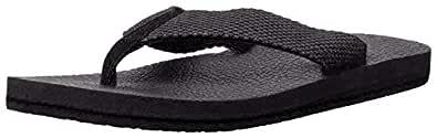 Sanuk Mens Yogi 4 Yogi 4 Black Size: 7