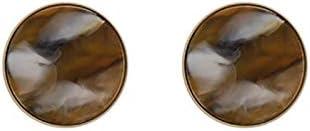Lumanuby 1 Paar H/ängegriffe Kupfer mit Gelb Harz Deko f/ür M/öbel von Zuhause oder B/üro Nachahmung Steine M/öbelgriffe f/ür Kleiderschrank Schrank Schublade von Schlafzimmer Wohnzimmer K/üche 2.2x2.2x2.5cm