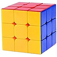 Smarts collection High-Speed Rubik Stickerless Magic Puzzle Cube