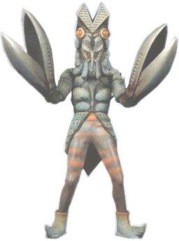 RAH バルタン星人 「ウルトラマン」 リアルアクションヒーローズNo.188