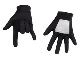Black Suited Spiderman Costume (Disguise Marvel Spider - Man Black-Suited Spider - Man Child Gloves , One Size by Disguise)