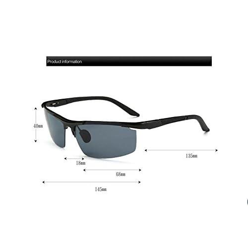 a78a0f27d4 Caliente de la venta GAOCF Gafas De Sol Polarizadas Gafas De Sol De  Conducción De Los ...
