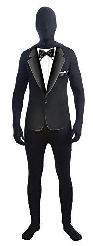 Adult Disappearing Formal Suit Invisible Man Size:XL (X-Large) (Morph Suit Price)