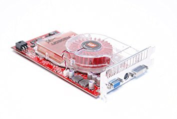 Genuine Dell H8442 0 H8442 ATI Radeon X850 XT Platinum Edition DVI VGA S-Video 256MB GDDR3 256-Bit PCI-E PCI-Express x16 Video Graphics Card Compatible Part Numbers: Part Number: H8442, 0H8442 ()