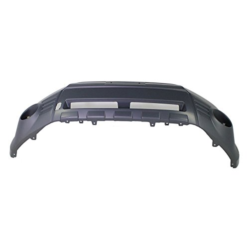 New Evan-Fischer EVA17872046875 CAPA Certified Front BUMPER COVER Primed for 2009-2013 Subaru Forester -