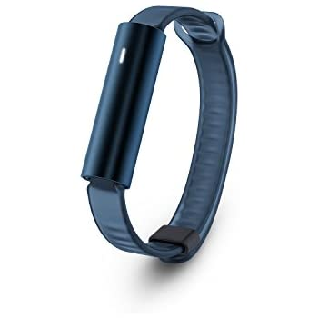 Misfit Ray - Fitness + Sleep Tracker with Blue Sport Band (Navy Blue)