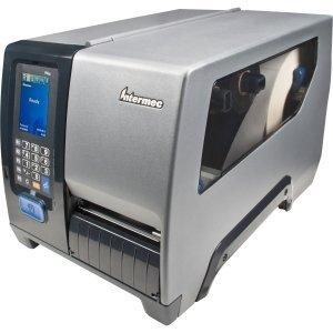Intermec PM43 Direct Thermal/Thermal Transfer Printer - Monochrome - Desktop - Label Print PM43A01000000201 by Intermec