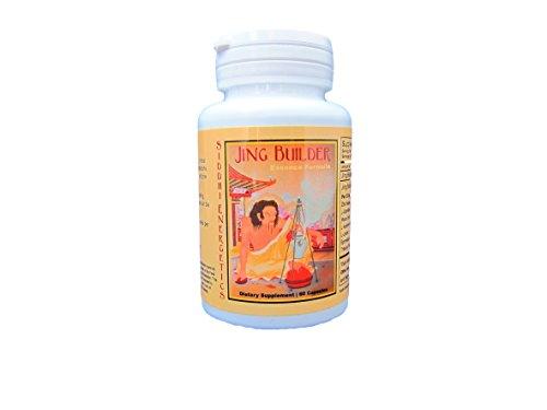 Jing Builder - Amélioration sexuelle Tonic (60 capsules)