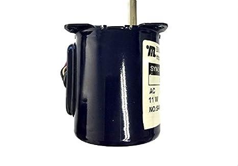 VIO Motor eléctrico especial del motor de la rueda de ardilla,azul ...