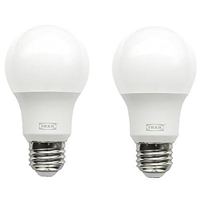 Ryet E26 1000 Lumen, 2700K Opaque LED Non-Dimmable Light bulb - SET OF 2