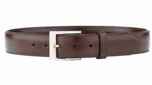 Galco SB3-38H Dress Belt, 38, Havana Brown